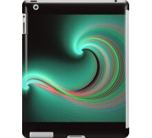 wave of colours iPad Case/Skin