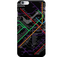 MBTA Boston Subway - The T iPhone Case/Skin