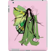 Green Assassin #1 iPad Case/Skin
