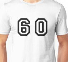 Sixty Unisex T-Shirt