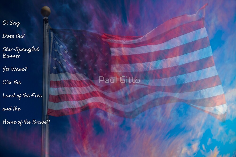 The Rockets' Red Glare by Paul Gitto