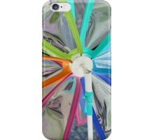 Don't be negative about such colours iPhone Case/Skin