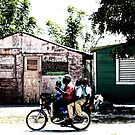 Family Ride, Dominican Republic by mnbrown