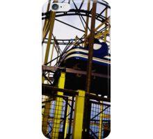 Barrys Amusements Roller coaster iPhone Case/Skin