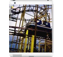 Barrys Amusements Roller coaster iPad Case/Skin