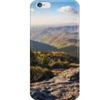Devil's Courthouse iPhone Case/Skin