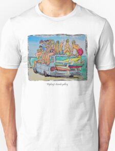 Beach art T-Shirt