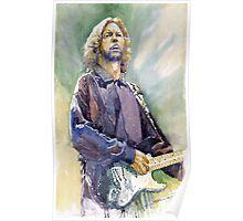 Eric Clapton 05 Poster