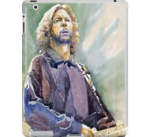 Eric Clapton 05 iPad Case/Skin