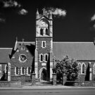 Holy Trinity Church, Westbury,Tasmania by Tim Wootton