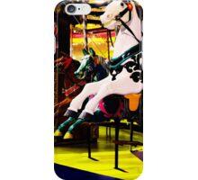 Barrys Amusements Carousel  iPhone Case/Skin