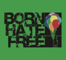 born hate free Kids Clothes