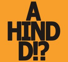 Metal Gear Solid - 'A Hind D!?' T-Shirt