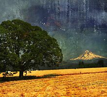 Mount Hood by Rebecca Lefferts