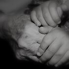 Generations Apart -Holding Hands- by Evita