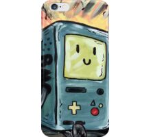 Who wants to play a video game? iPhone Case/Skin