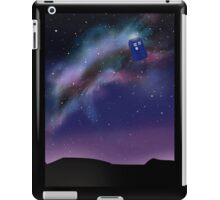 Time and Relative Dimension...In Space! iPad Case/Skin