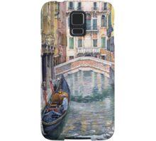 Italy Venice Trattoria Sempione Samsung Galaxy Case/Skin