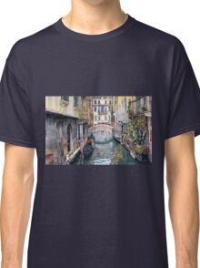 Italy Venice Trattoria Sempione Classic T-Shirt