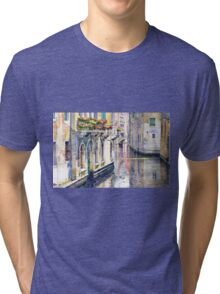 Italy Venice Midday Tri-blend T-Shirt