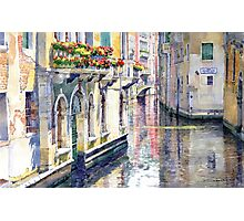 Italy Venice Midday Photographic Print