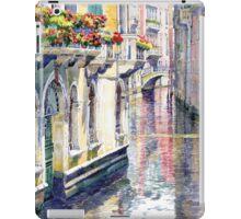 Italy Venice Midday iPad Case/Skin