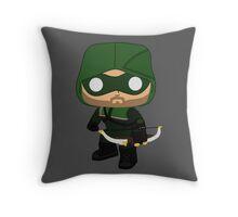 Arrow DC Throw Pillow