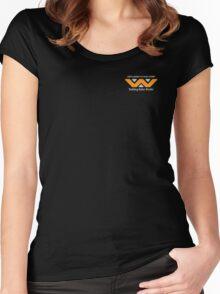 Weyland Yutani, Building Better Worlds Women's Fitted Scoop T-Shirt