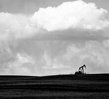 The Lonely Rig by TracyL72