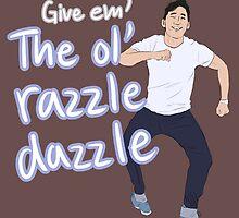 Markiplier - Razzle Dazzle by Shuploc