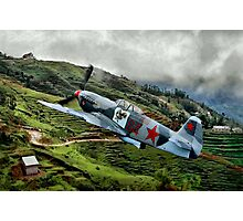 Flight of the Yak Photographic Print