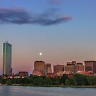 Back Bay Summer Moon by Owed To Nature