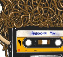 awesome mix Vol. Funky Sticker
