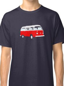 Bay Window Red White Essence (see description) Classic T-Shirt