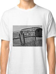 Old Train Car Classic T-Shirt