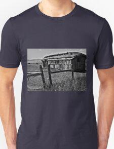 Old Train Car T-Shirt