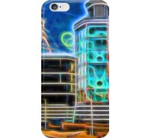 The Royal Armouries Neon(ified) - Leeds iPhone Case/Skin
