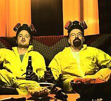 Breaking Bad - Walt and Jessie by LukeN05