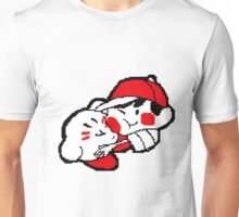Ness and Kirby -1- Unisex T-Shirt