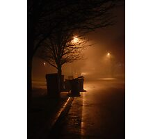 FogLights Photographic Print
