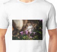 Bee on Flower Unisex T-Shirt