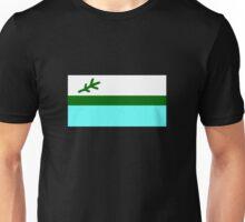 Flag of Labrador, Canada Unisex T-Shirt