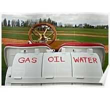 Gas-Oil-Water Poster
