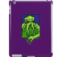 Cthulhu portrait iPad Case/Skin