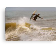SURFER SURF Canvas Print