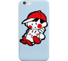 Ness and Kirby -2- iPhone Case/Skin