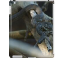 Serpent in a tree iPad Case/Skin