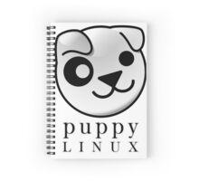puppy LINUX Spiral Notebook