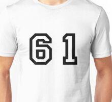 Sixty One Unisex T-Shirt