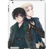 Draco and Harry iPad Case/Skin